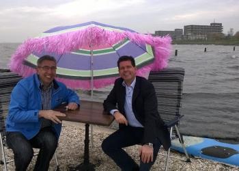 Intentieovereenkomst: '2016 stadsstrand en boulevard langs de Westerdijk'