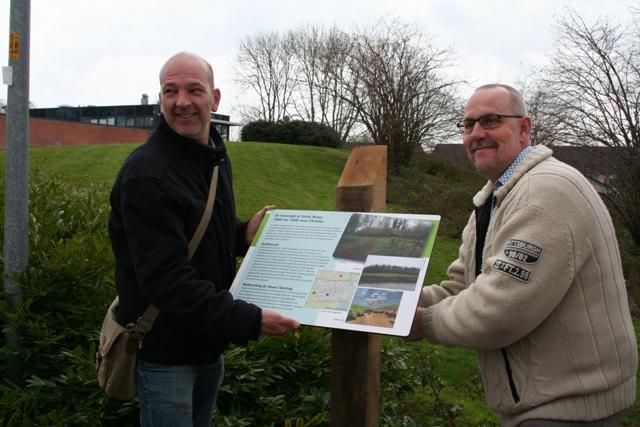 Borden Stede Broec over West-Friesland van vroeger