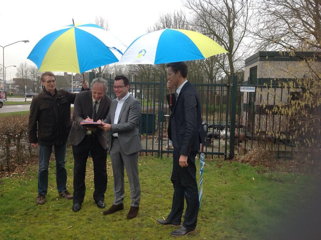 Hoogheemraadschap en gemeente Hoorn akkoord over nieuw rioolgemaal