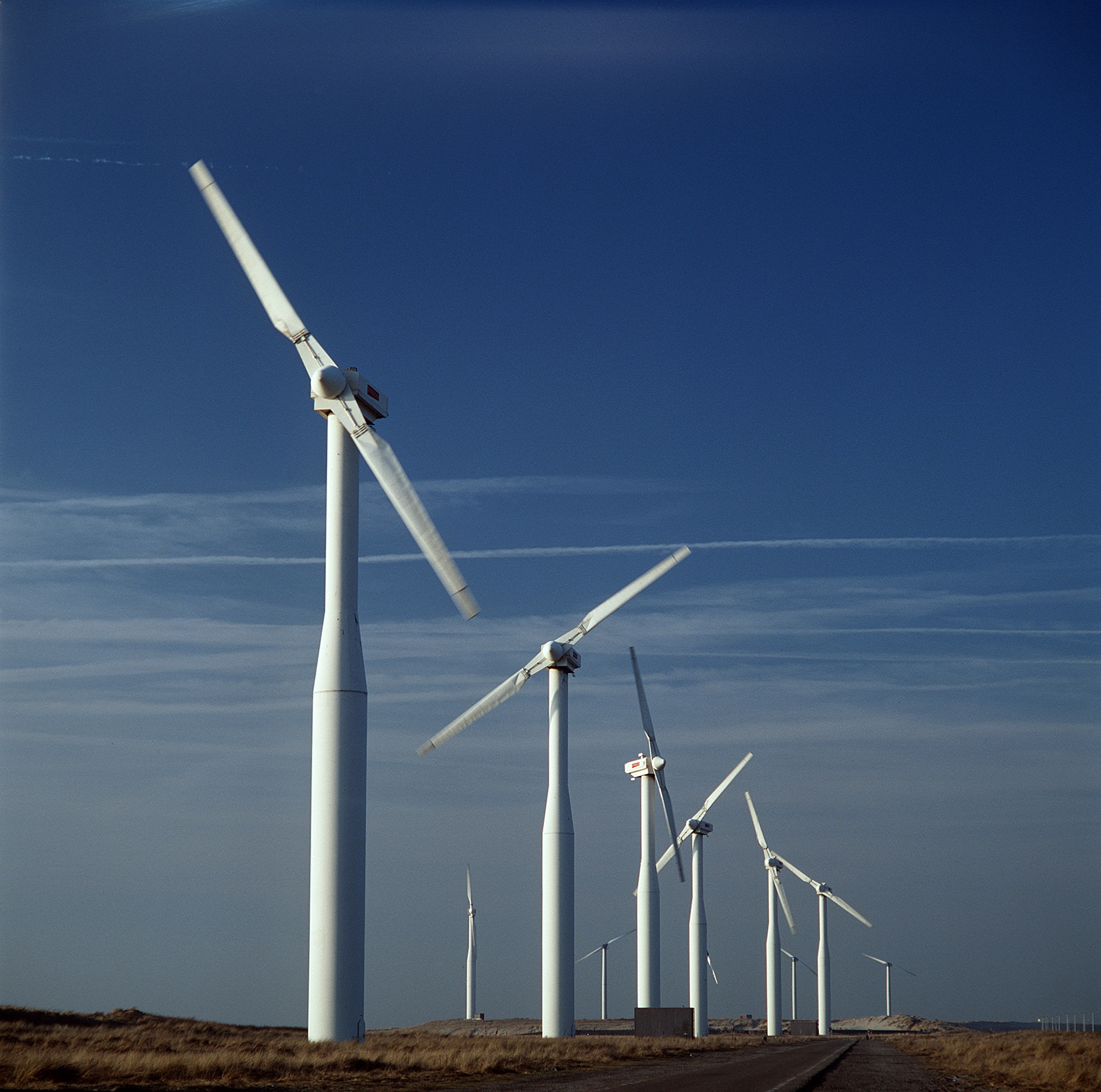 Windpark Westfrisia in Medemblik mag verder