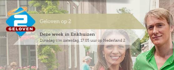 Enkhuizen vijf dagen centraal in TV Programma