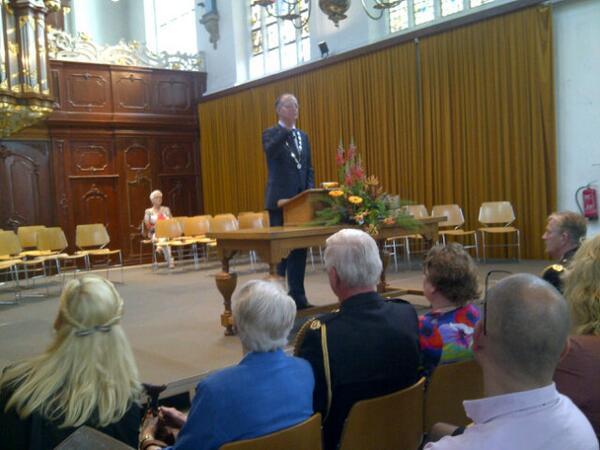 Vijftien Koninklijke onderscheidingen en drie jeugdlintjes in Hoorn