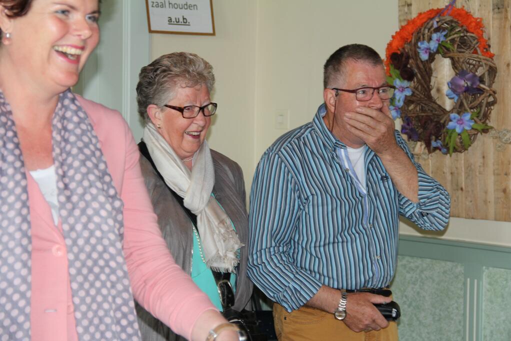 Koninklijke onderscheiding voor Piet Groot grote verrassing