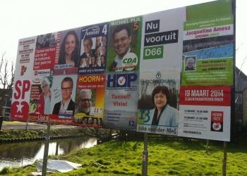 "Burgemeester Hoorn: ""Overweeg kiesdrempel voor lokale politiek"""