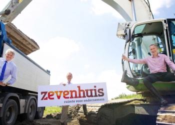 Straten Zevenhuis vernoemd naar grote namen in de economie