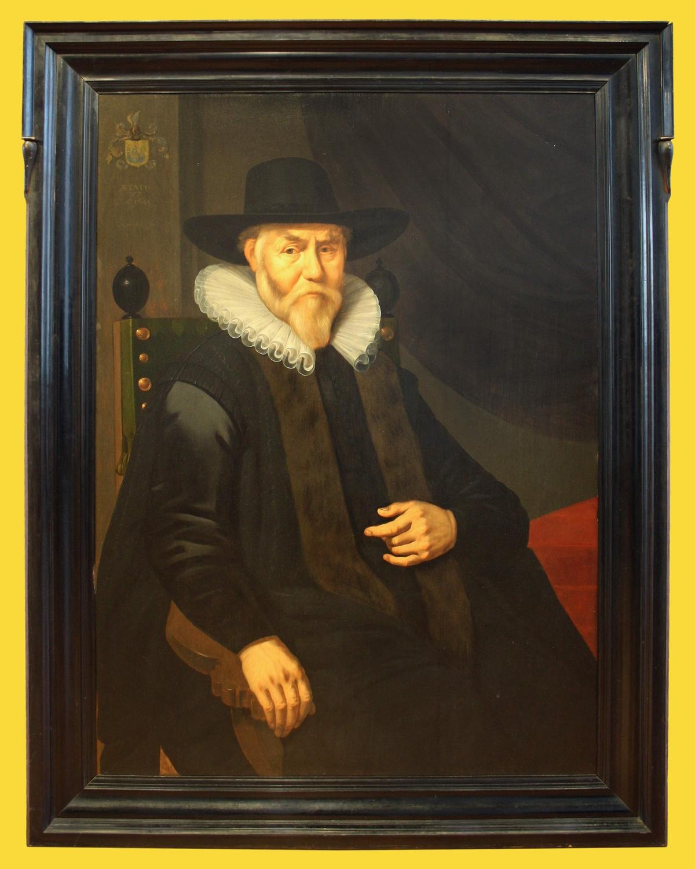 De Kunstgalerij voor lokale schilderkunst uit Gouden Eeuw