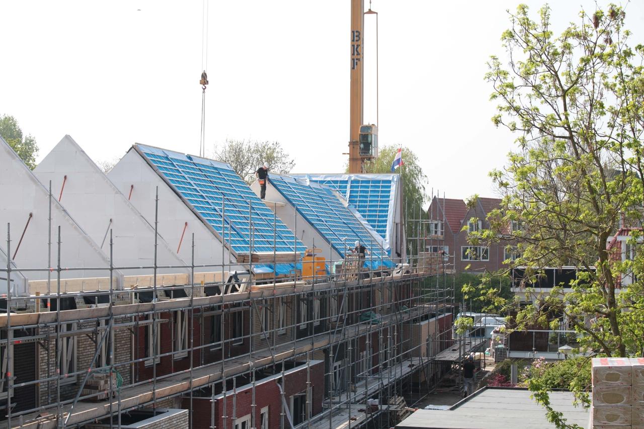 24 mei 'Dag van de bouw' ook in West-Friesland