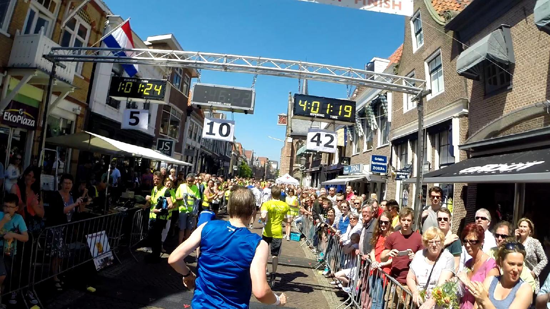 Uitslagen Hoorn Marathon 2014