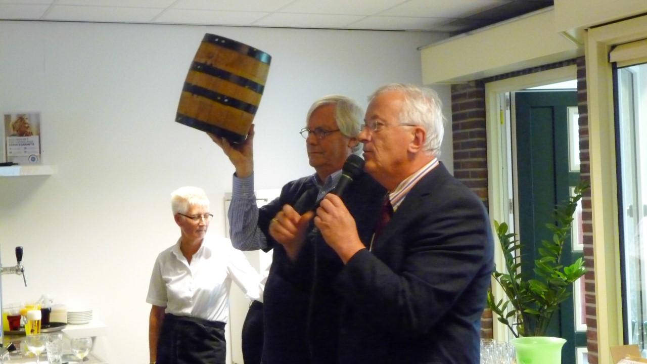 Lions Opmeer schenkt €1000 aan Leergeld West-Friesland