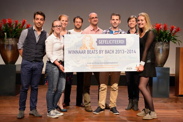 OSG West-Friesland wint finale Beats by Bach