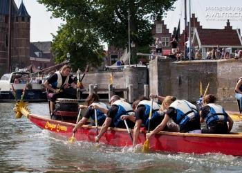 Inschrijving Drakenbootraces en triatlon Koggenland gestart
