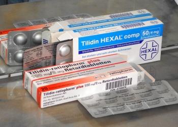 Duo aangehouden voor illegale medicijnenhandel