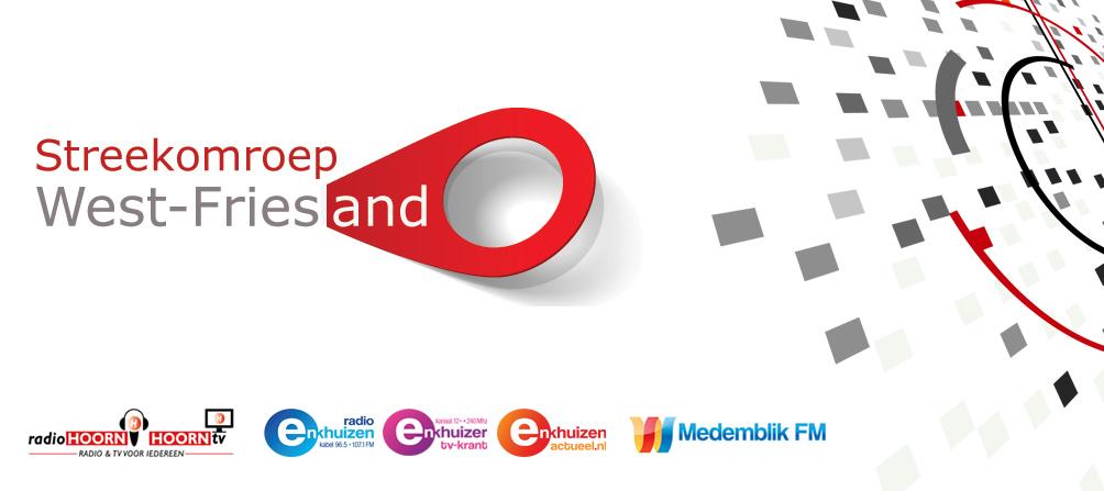 Lokale omroepen starten Streekomroep West-Friesland
