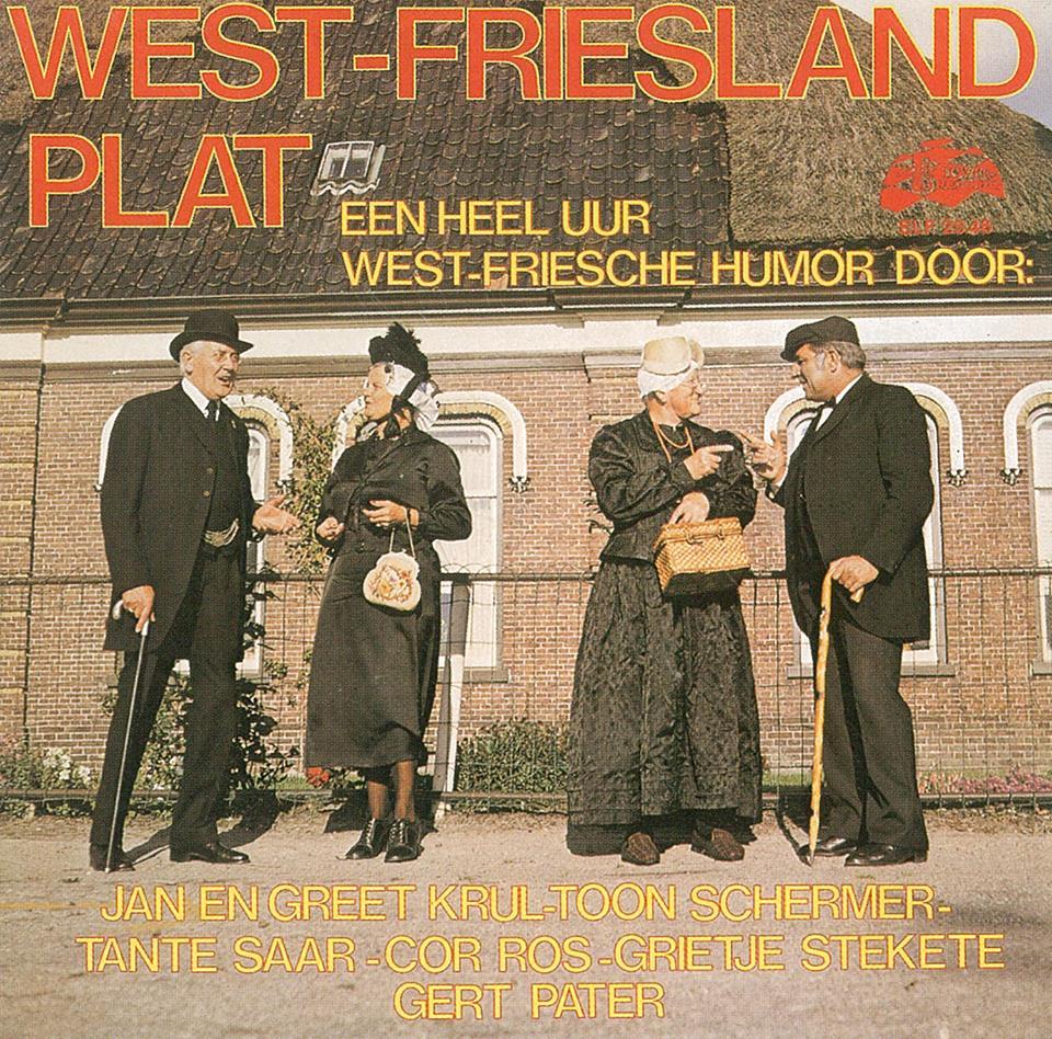 Westfriesland Plat nu ook digitaal