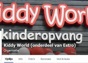 'Kinderopvangbedrijf Estro waaronder Kiddy World vraagt faillissement aan'