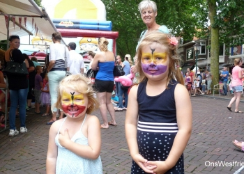 Perfecte dag voor clowntjes in Hoorn [foto's+video]