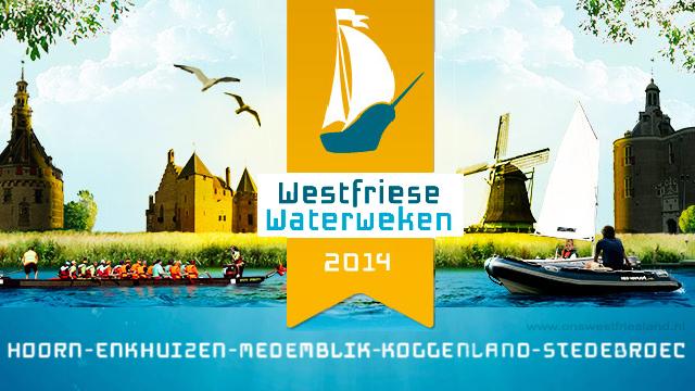 Waterweken 2014: Programma Enkhuizen