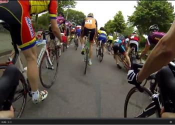 Ronde van Hoogkarspel via stuurcamera