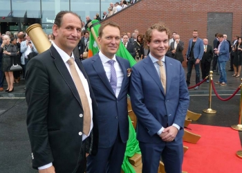 Gouden opening voor Hotel, Bios en Casino Hoorn [+video]