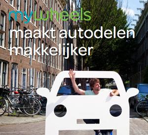 MyWheels uit Grootebroek heeft 2000 deelauto's in NL