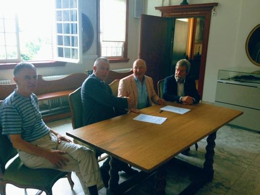 Huurovereenkomst de Drommedaris en Enkhuizen weer up-to-date