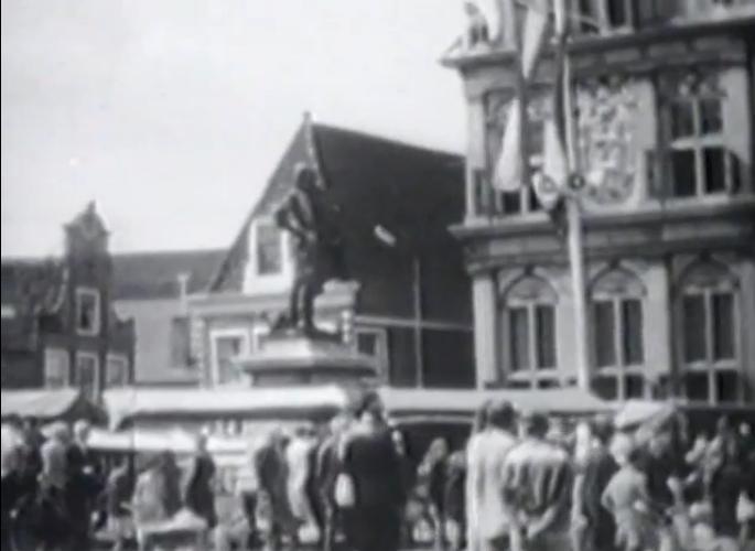 50 jaar terug in de tijd: Kermis Hoorn 1964 [video+audio]