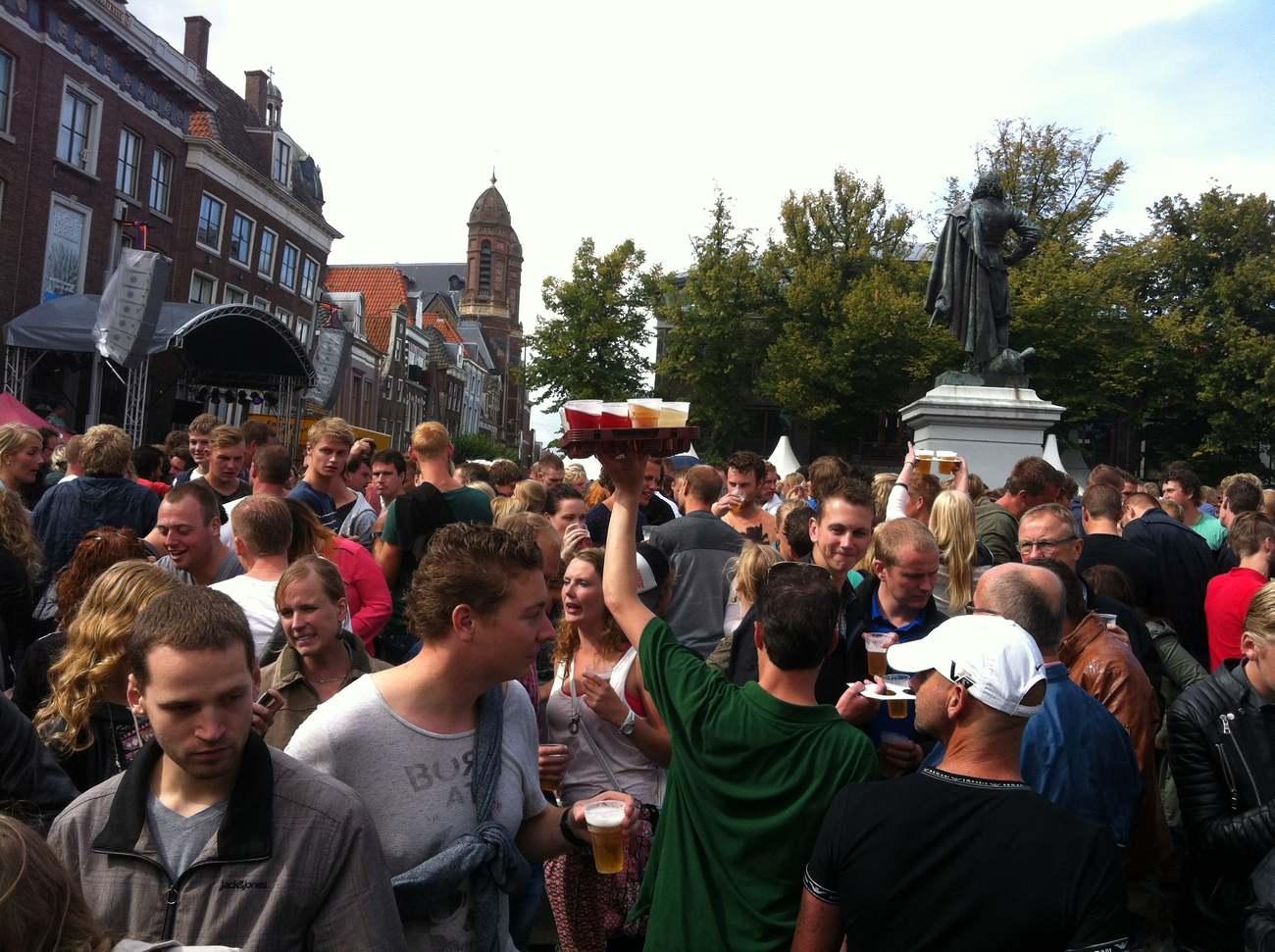 Lappendag Hoorn 2014 [liveblog]