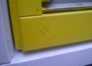 Politie: Wees alert op briefjes of stokjes tussen de deuren