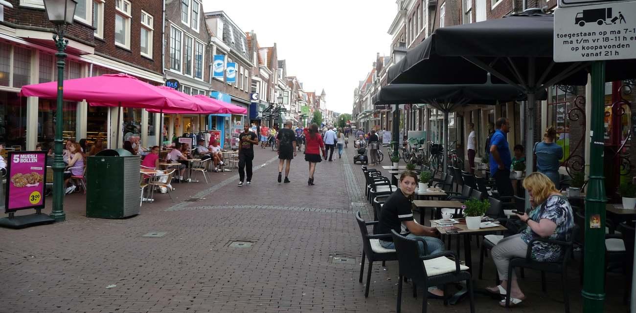 Enquête voor ondernemers binnenstad Hoorn