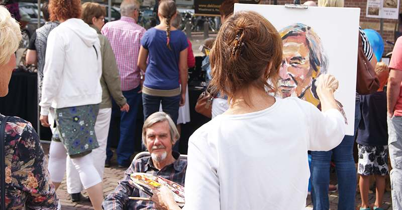 5 t/m 7 september Kunst & Cultuurweekend in Hoorn