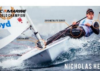 Huldiging voor Enkhuizer wereldkampioen Nicholas Heiner