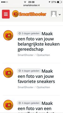 Hoornse ondernemer start SmartShooter webapp