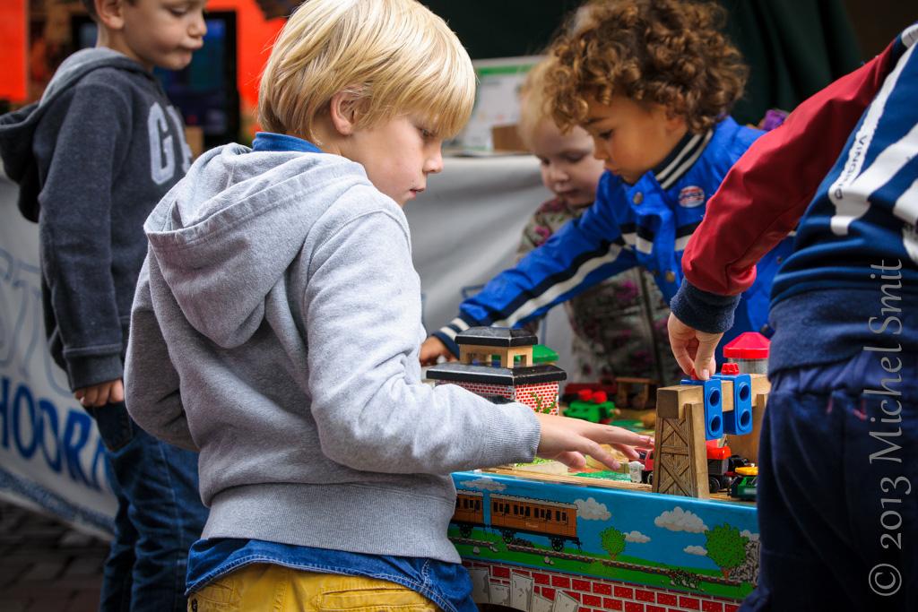 Veel spel(l)en in binnenstad Hoorn met Speeldag NL