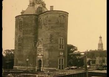 Video: Enkhuizen in 1919 – deel 2