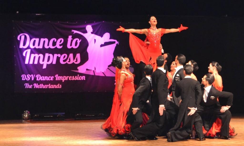 Hoornse DSV Dance Impression naar WK in Duitsland
