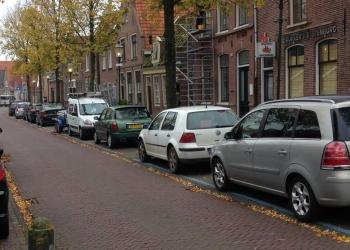 Uurtje langer parkeren bij parkeerschijfzones Enkhuizen