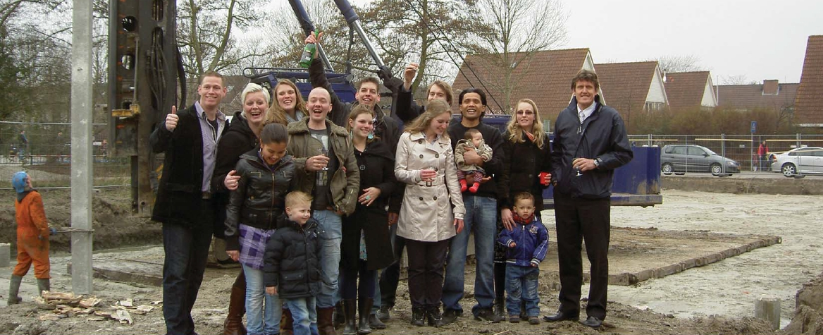 Ruimte voor zelfbouwlocaties West-Friesland