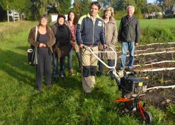 Westfriese ondernemers steunen Stadslandbouw Hoorn