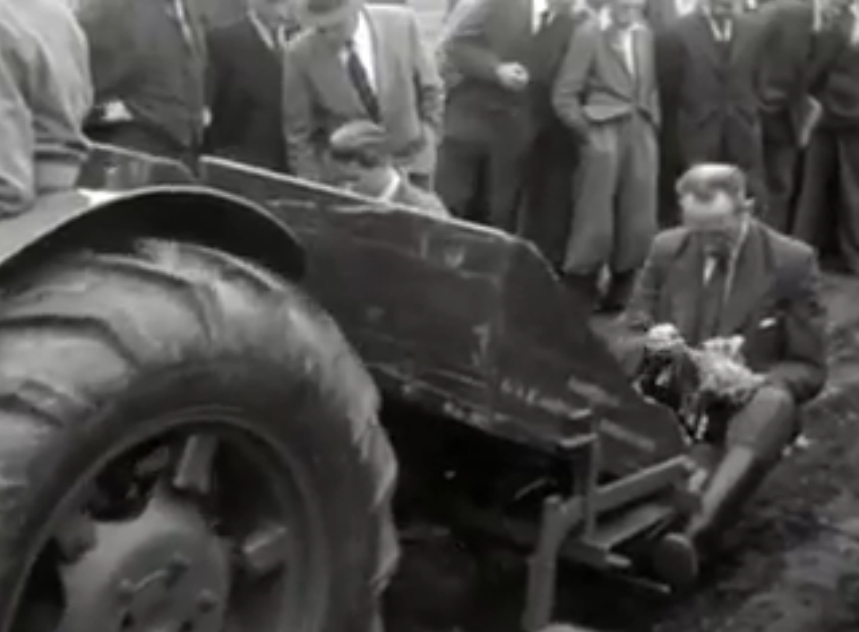Video: Mechanisatiedag voor de land- en tuinbouw (1949)