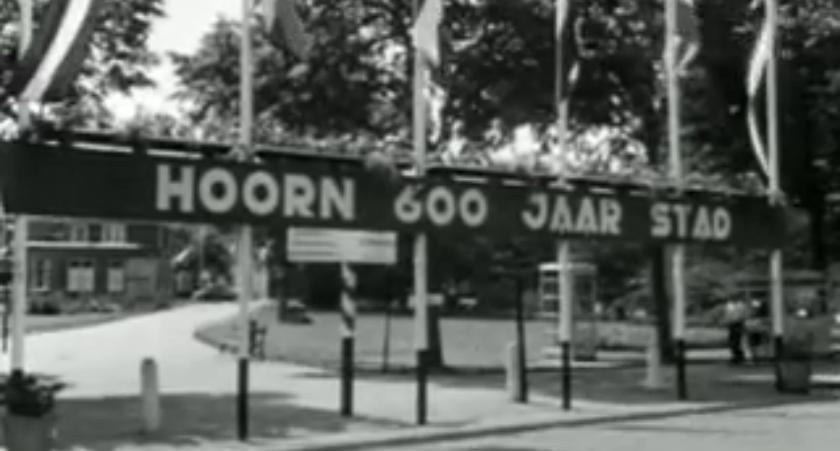 Video: Hoorn viert 600 jaar stadsrechten (1957)
