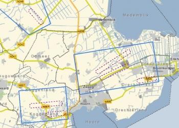 Windmolens West-Friesland: Stand van zaken na informatiebijeenkomsten
