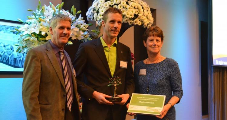 Maatschap Kreuk uit Andijk wint Duurzaam Ondernemen Award
