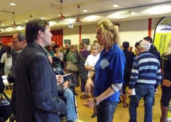 Vijf jaar maatschappelijke beursvloer Westfriesland: Meet en Match