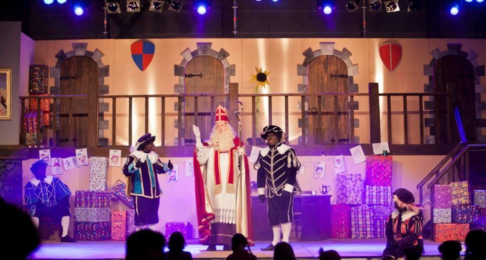 Groots Benefiet Sinterklaasfeest in Medemblik