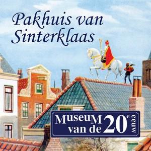Verhalen en verzameling sinterklaaspapier in Museum van de 20e Eeuw