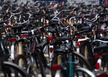 Preventie fietsdiefstal bij NS Hoogkarspel
