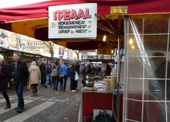 Woensdag 12 november najaarsmarkt Hoorn