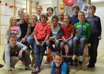 St. Jozefschool schrijft en promoot eigen boek voor Kika [video]