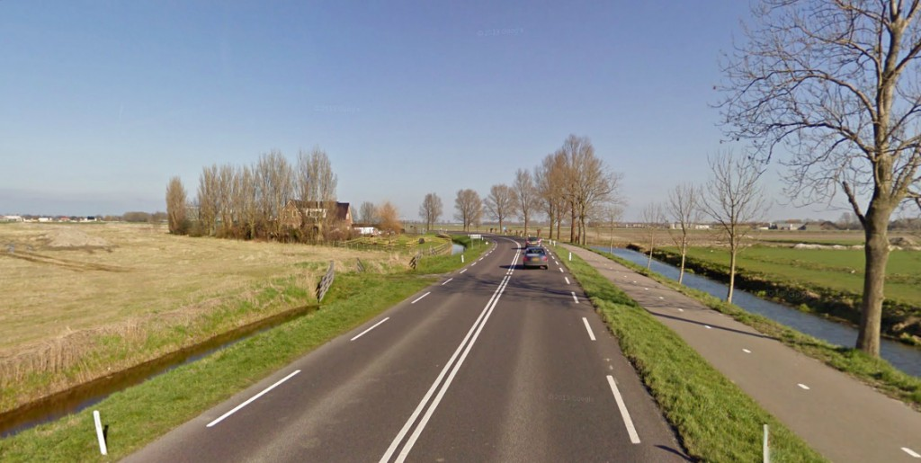 Tijdelijke omleiding voor extra verlichting A.C. de Graafweg (update)