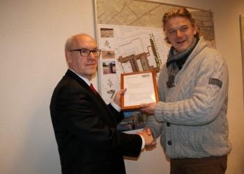 'Van Dis' naam horeca in gemeentehuis Hoogkarspel